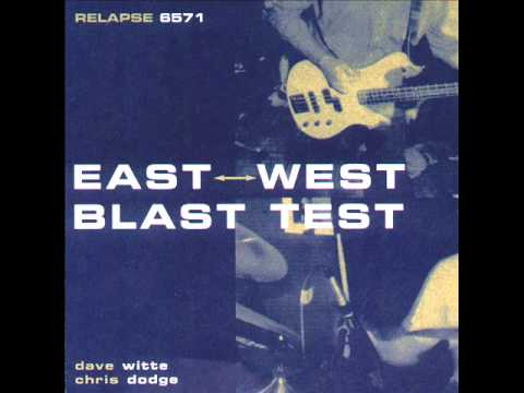East west blast test. -   Chopsticks