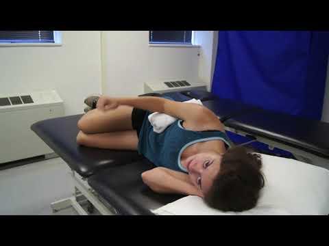 RC Repair Post Op Shoulder Exercises - YouTube