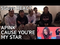 [GIVEAWAY] APINK (에이핑크) - Cause You're My Star (별의 별) 5Guys MV REACT