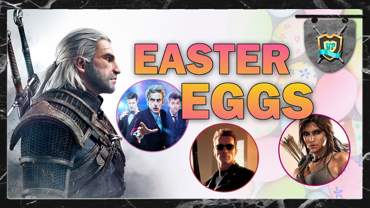 Confira 6 Easter Eggs curiosíssimos de The Witcher 3!