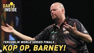 Darts Inside XLII - Kop op Barney