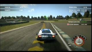 Race Pro Gameplay Xbox 360 (HD)