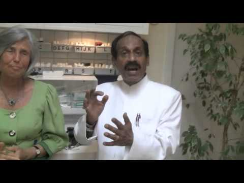 "Dr Naram in Frankfurt - Discover ""Ancient Secrets"" - The Silent Health Revolution"