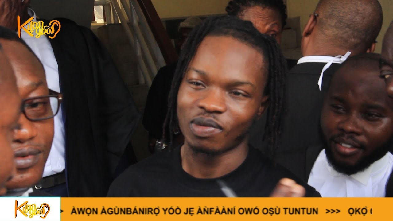 Naira Marley back in court over alleged cyber fraud as lawyers quarrel over seats