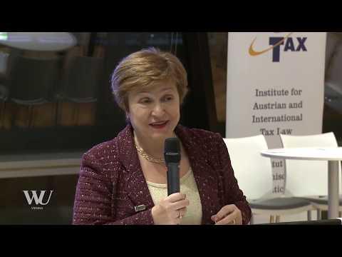 Kristalina Georgieva, CEO WB: Digitalization and Development