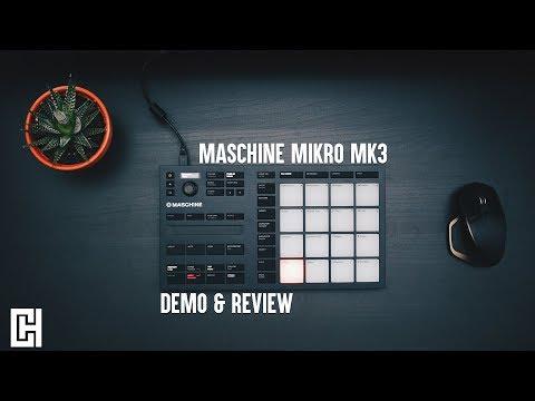 Maschine Mikro MK3 Demo & Review Mp3