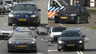Aanslag in Utrecht! Politie QIT en Arrestatieteam met spoed onderweg!
