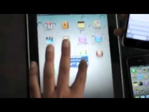 Gọi điện và nhắn tin bằng iPad - Quantrimang.com.mp4