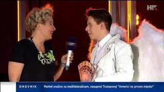 Roko Blažević - pobjednik Dore 2019.