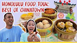 HAWAII FOOD TOUR in Honolulu's Chinatown – Best Banh Mi, Pho, Manapua, Pork, Duck, Dim Sum, and Boba