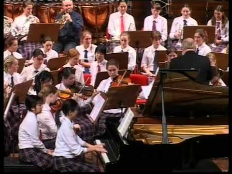 Christchurch Secondary School Orchestra Festival 2005 (Christchurch Girls High School)