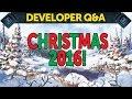 RuneScape Christmas 2016 & Winter Weekends Q&A