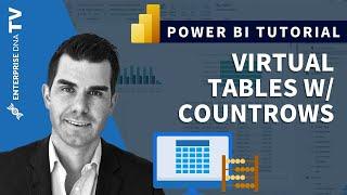 Virtual tables dax