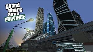 НАСТОЯЩАЯ МОСКВА СИТИ в НОВОЙ GTA!! ОБНОВЛЕНИЕ 0.1.8 на GTA PROVINCE!