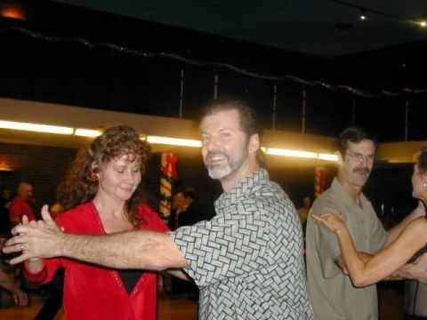 Seattle Swing Dance Club Holiday Dance Circa 2002