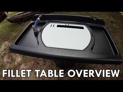 #2MT: Fillet Table By Southern Stackables Overview
