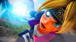 THE VANISHING RASENGAN IS INSANE! Jump Force BORUTO Online Ranked GAMEPLAY