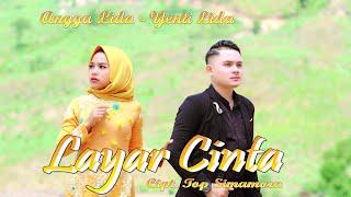 Download Layar Cinta - Angga Lida feat Yenti Lida ( Official Music Video )