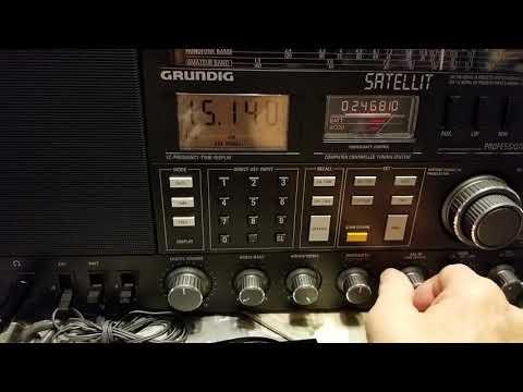 Grundig Satellit 650 Professional  Radio Sultanate of Oman
