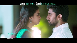 Nenu Local Back 2 Back Universal Hit Trailers  -  Nani, Keerthy Suresh