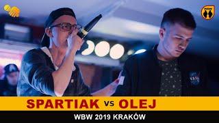 SPARTIAK vs OLEJWBW2K19 Kraków (1/8) Freestyle Battle