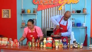 Grace And You Cooking Show   Creamy Grace Corned Beef Sauce
