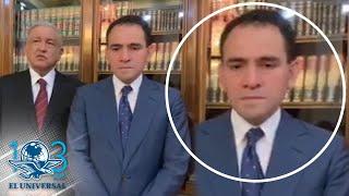Así perdió la sonrisa Arturo Herrera