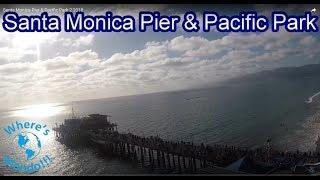Santa Monica Pier & Pacific Park 2 2018