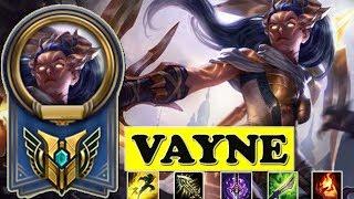 Vayne Montage 32 - Best Vayne Plays