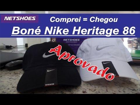 3084327b63 Boné Nike Heritage 86 - YouTube