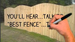 Bakersfield Wood Fence Build Or Repair – Fence Experts