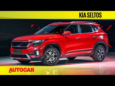 Kia Seltos India | First Look And Walkaround | Autocar India