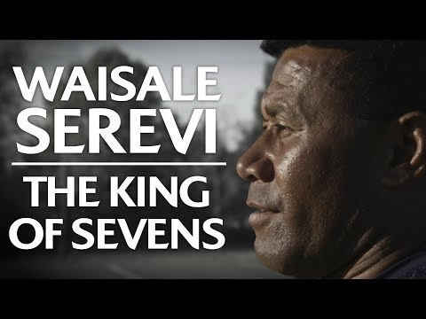 Waisale Serevi: The Fijian Magician | A World Rugby film