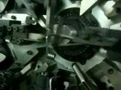 MAX 35L-4A cnc spring forming machine