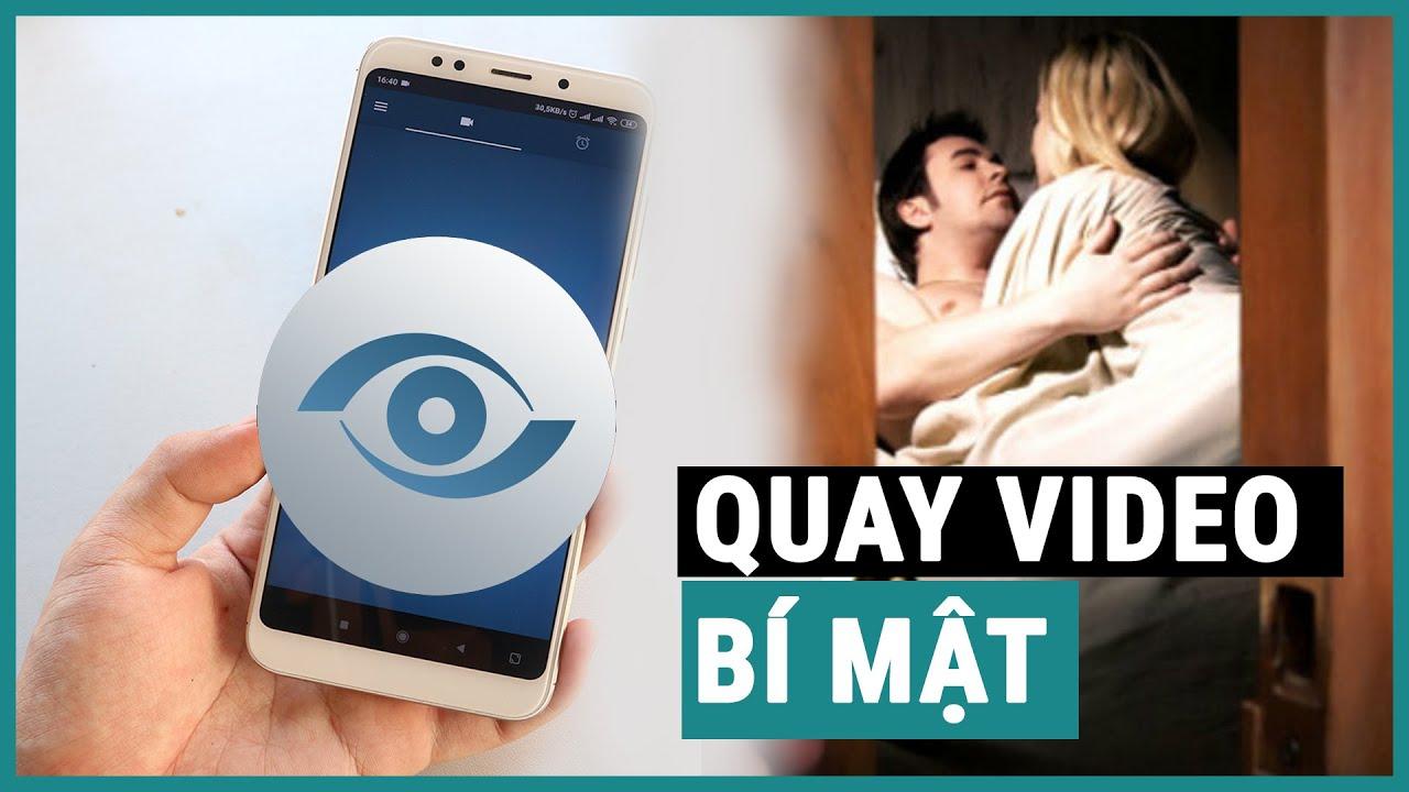Biến điện thoại thành camera quay video bí mật khi tắt màn hình | Ghiền smartphone
