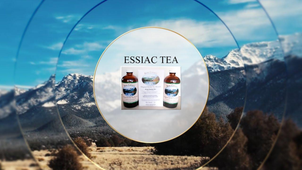 how to take essiac tea