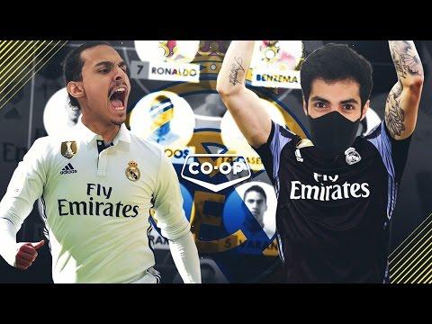 FIFA17 UT - مباراه اسطوريه مع ((مستر فيفا)) فيفا17