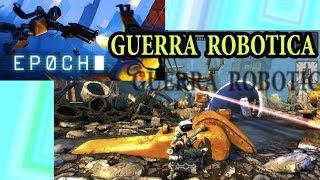 Guerra robotica epoch Gameplay  juego para android 2014
