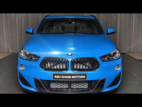AWESOME !! BMW X2 sDrive20i M Sport In Misano Blue