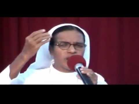 Malayalam Christian Testimony - Sister Angelica