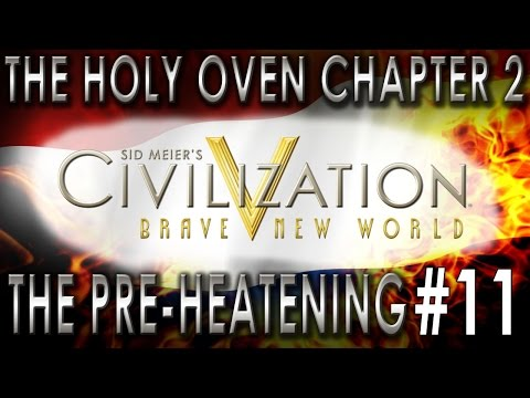 THE HOLY OVEN #11: CHAPTER 2 - ESCALATION!