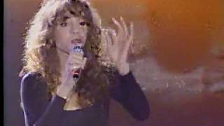 mariah carey vision of love LIVE performance french TV