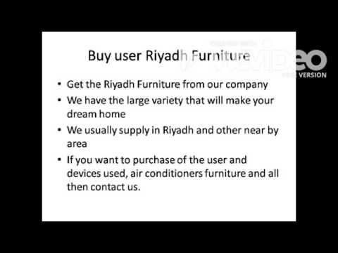 Buy user Riyadh Furniture