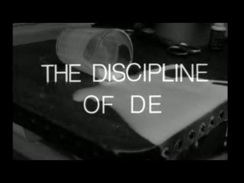 Наука ДП (Discipline D.E.) Gus Van Sent, 1982 (William S. Burroughs)