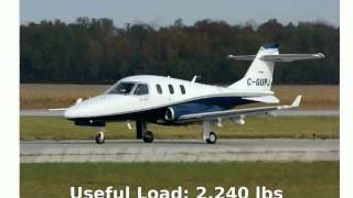 Diamond D-JET Very Light Private  Jet  Specs Features - loreancora