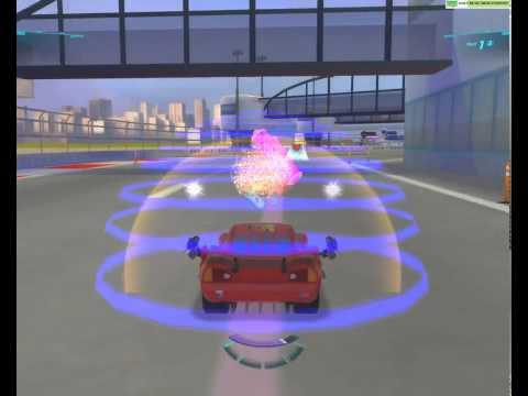 Молния маквин Прохождение игры Тачки полная версия
