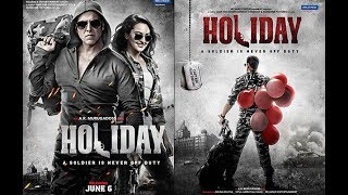 Holiday (2014) Full Hindi Movie 1080p BluRay HD - Akshey Kumar, Sonakshi