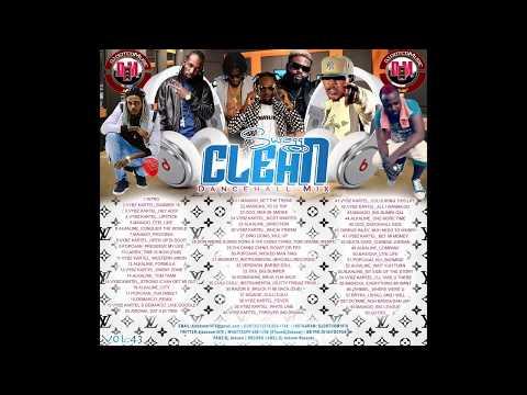 DJ DOTCOM SWAGG & CLEAN DANCEHALL MIX VOL 43 JUNE...