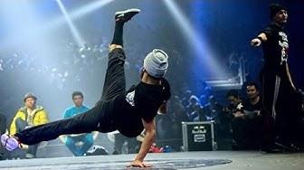 Breakdance Battle - Chelles Battle Pro 2014  Final