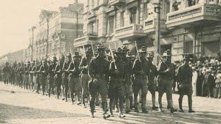 Гражданская война, Сибирь и Дальний восток, время интервенции США и Японии, 1918-1920, кинохроника